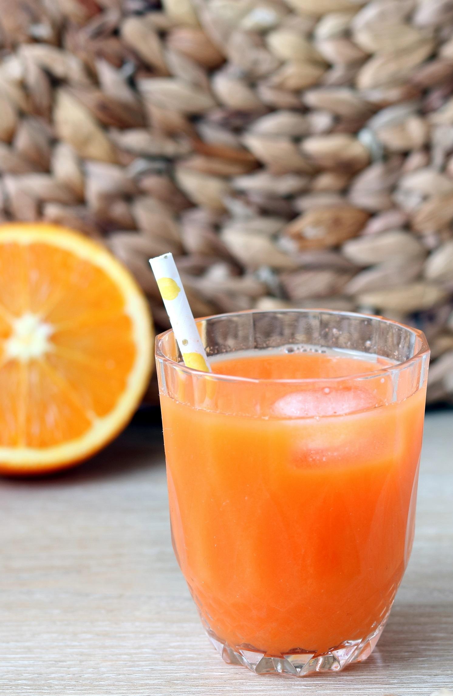 Happy Orange Detox-Saft