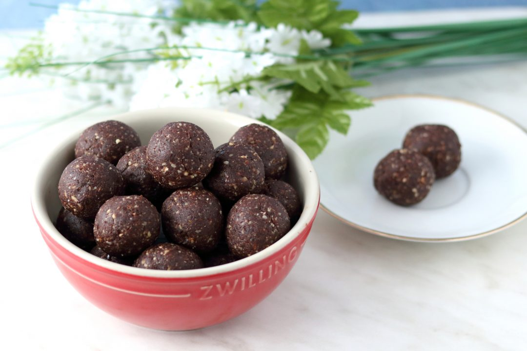 Brownie Bliss Balls