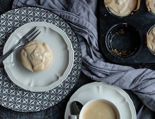Veganer Erdnussbutter-Käsekuchen ohne Backen