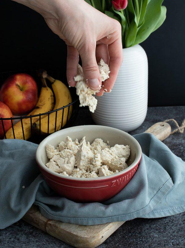 Eialternativen für Veganer - Tofu