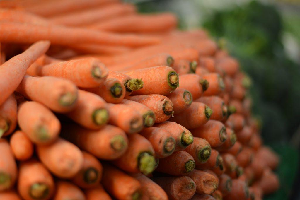 Tipps für einfaches Meal Prepping - Harte Gemüsesorten verwenden